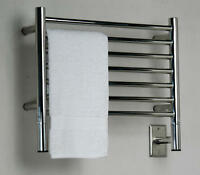 Amba Jeeves  Electric H Curved Towel Warmer / chauffe serviette