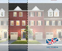 Victoria Common - Ready Built Townhome - Lot 117