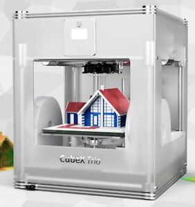 3d printing service 3 colors high resolution