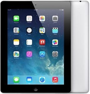 iPad (4th generation) 128GB Wi-Fi Black Retina Display (iOS 10.3) Stretton Brisbane South West Preview