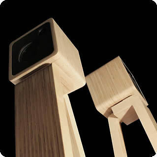 Audel CG 509 Reference Loudspeaker including Stand ex demo Balwyn Boroondara Area Preview