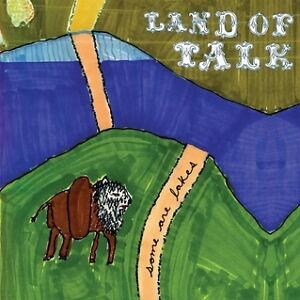 Land of talk / some are lakes CD