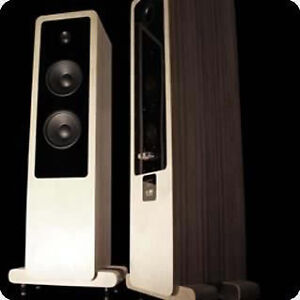 Audel Tower Speakers Italian Design & Superb Sound Quality Ex Dem Balwyn Boroondara Area Preview