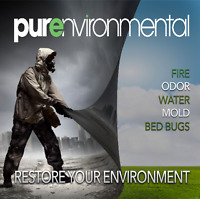 PURENVIRONMENTAL - CLEANING  - TRAUMA, FORECLOSURE, EVICTION