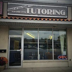 Report card worries? 1:1 Award Winning Tutoring Centre Windsor Region Ontario image 1