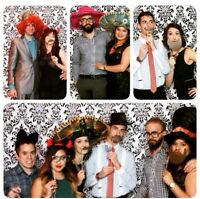 The *perfect* photo booth for your special day