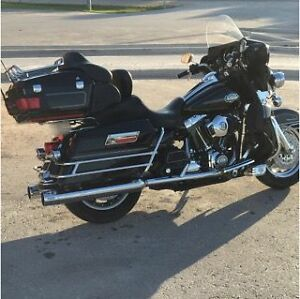 08' HARLEY DAVIDSON ELECTRA GLIDE ULTRA CLASSIC