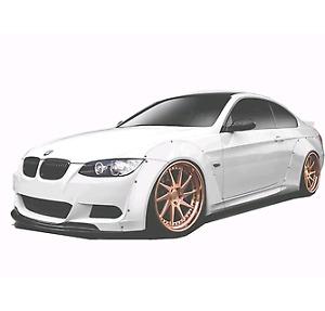 2007-2013 BMW 3 Series E92 E93 Duraflex Circuit Wide Body Kit