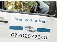 Man with a Van , Delabole