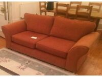 Sofa bed - collection only- must be collected on Friday 24th Nov- good condition