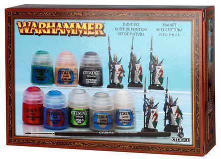 Warhammer Paint Set Ebay