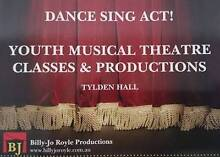 Youth Musical Theatre Classes & Productions Tylden Macedon Ranges Preview