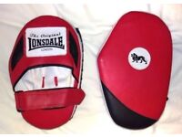 Lonsdale sparring pads - great for martial arts practice