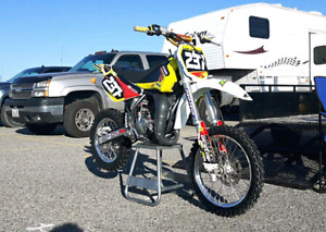 2008 Suzuki RM 85 Motorcross Bike - C/W Ownership