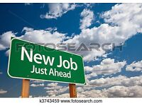 Job for whatress full time