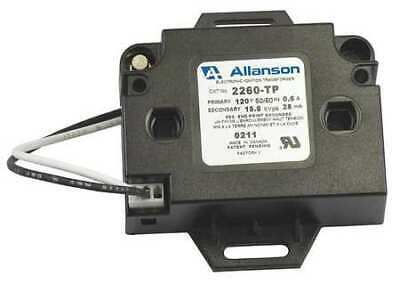 Allanson 2260-tp Gas Burner Ignitorsingle Pole