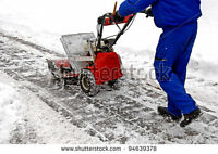 RESIDENTIAL SNOW REMOVAL SERVICE / TAX FREE QUOTE