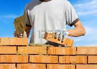 MASONRY SERVICES-brick block stone,repair or install new