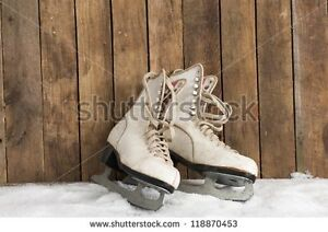 WANTED: Old Ice Skating Boots