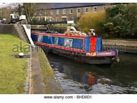 WANTED: Canal Narrow Boat