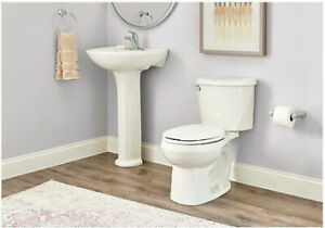 We are selling a variety of toilets and vanities, good prices!
