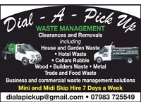 Rubbish Clearances/ Uplifts/Skip Hire. SKIP THE REST AND CALL THE BEST