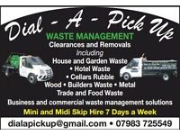 Skip hire /Rubbish/ Wood/ Rubble/ Soil /Mixed Waste/House Clearance