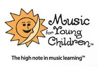 Music for Young Children - Greater Moncton Area