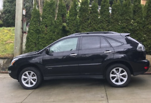 2008 Lexus RX 350 Touring SUV, Low Mileage, Beautiful Condition