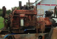 Caterpillar 3306 Cylinder Block , rods, pistons, Cylinder head