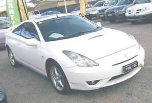 2005 Toyota ZR Celica Coupe