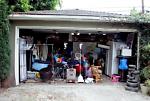 Overstufffed Garage