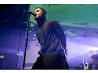 2 Liam Gallagher seated tickets for sale 12th DECEMBER Birmingham Barclaycard Arena
