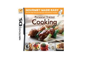"""""""Personal Trainer - Cooking"""" for Nintendo DS"""