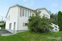 Homes for Sale in Torbay, Newfoundland and Labrador $264,900