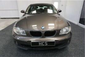 BMW 1 Series Semi Automatics Petrol 55 Plate