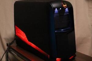 Ordinateur Gamer Alienware i7-2600K 16G SSD256 GTX1060 6 GB