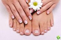 Manicure,Pedicure and Esthetic job full-time/ part-time