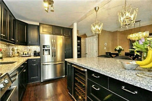EXECUTIVE UPSCALE TOWNHOUSE FULLY RENOVATED FOR RENT