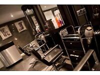Chair to Rent in Busy Salon