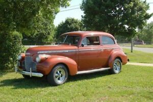Hot rod chevrolet 1940