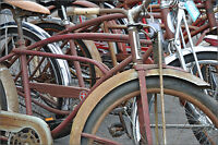 20's to 60's Vintage Bicycle / Frame / Parts >>MEN-Adult