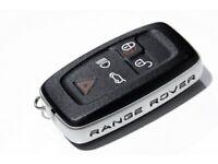 Land Rover jaguar keyfob smart key program and replacement kvm