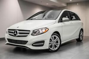 2017 Mercedes b250 4matic - lease takeover