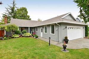 Beautiful Rancher for Rent in White Rock