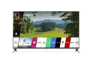 LG 43 4K UHD HDR LED WEBOS 4.0 SMART TV UK6500
