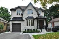 Yonge/Finch/Senlac 4 Beds house for rent (373 Hounslow Ave)