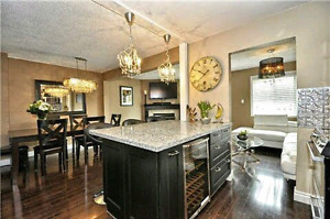 Room Available For Rent BEAUTIFULLY RENOVATED UPSCALE TOWNHOUSE