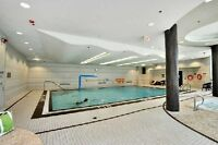 2 Bed-1 Bath Condo in Absolute Towers with clear east view