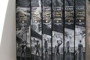 Mortal Instruments & Infernal Devices Book Sets